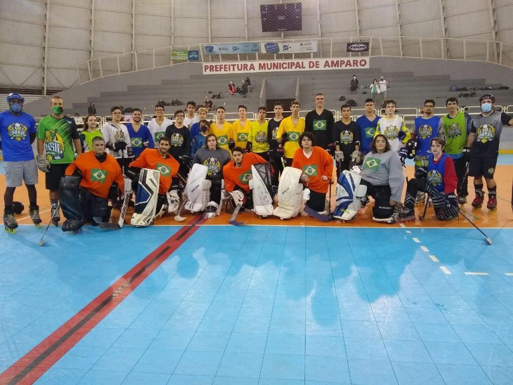 foto de Seleção Brasileira de Hockey treinou em Amparo