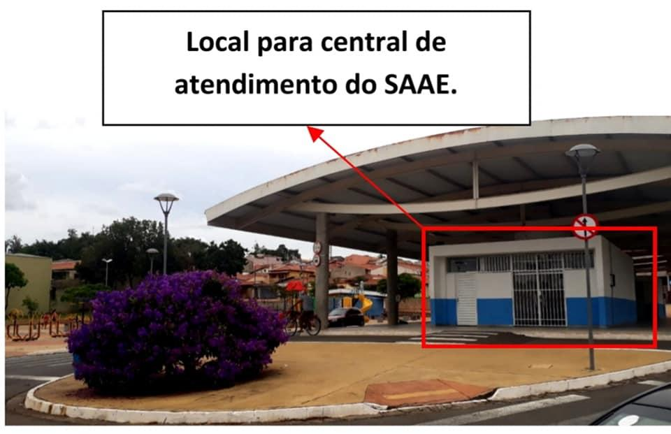 foto de Vereador pede posto de atendimento do SAAE no São Dimas