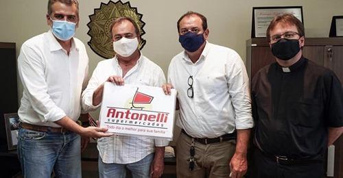 foto de Rede Antonelli Supermercados vai abrir loja em Jaguariúna