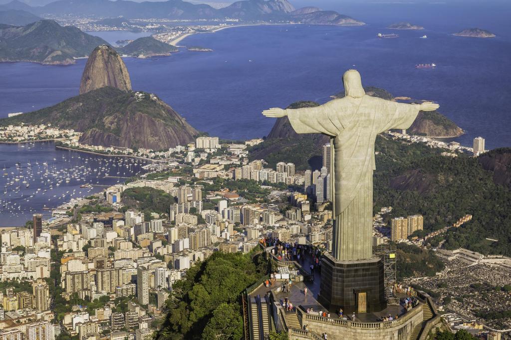 foto de Rio de Janeiro comemora hoje 456 anos