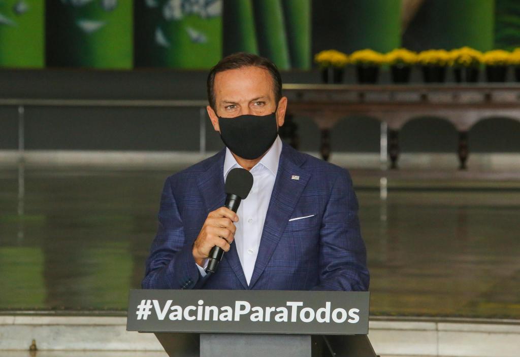 foto de Governo de SP antecipa calendário e começa a vacinar idosos acima de 77 anos a partir de quarta-feira, dia 3 de março