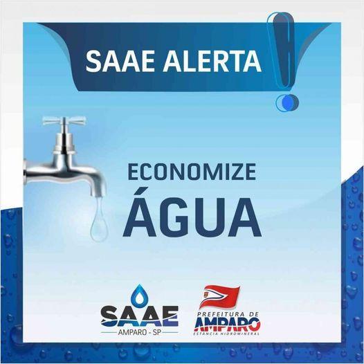 foto de Vai faltar água no Santa Maria do Amparo na quinta-feira. SAAE vai realizar obra