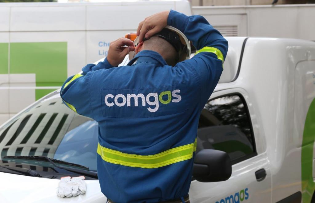 foto de Comgás lança Campanha de Conscientização Ambiental e Digital