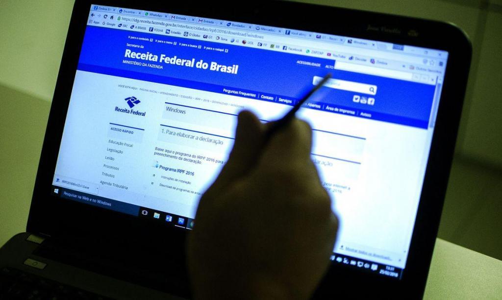foto de Contribuintes já podem baixar programa para preencher e entregar a declaração do IR 2021