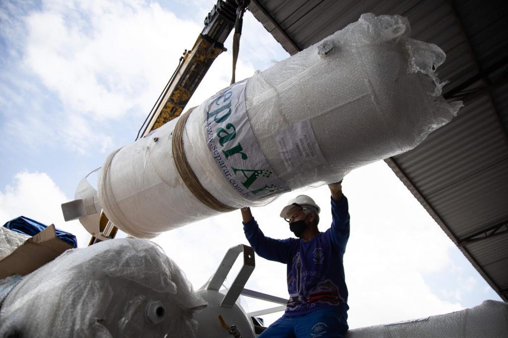 foto de Ypê participa de doação para a construção de seis usinas de oxigênio para o Amazonas