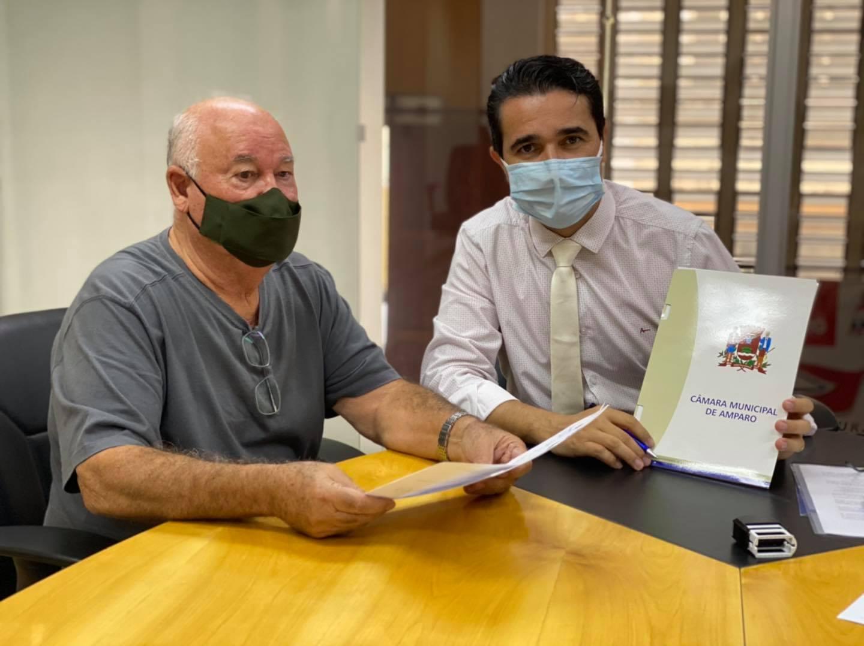 foto de Vereador Carlitinho Oliveira sugere contratação de Microempreendedores pela Prefeitura