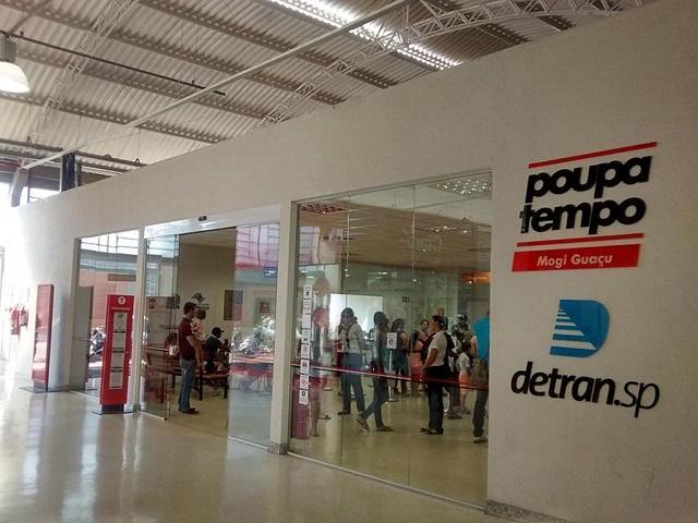 foto de Detran.SP abre vagas para integração com Poupatempo em Amparo