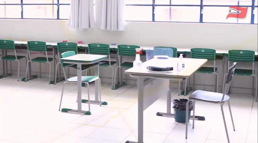 foto de Aulas presenciais estarão suspensas a partir de quinta-feira, dia 11, em Amparo