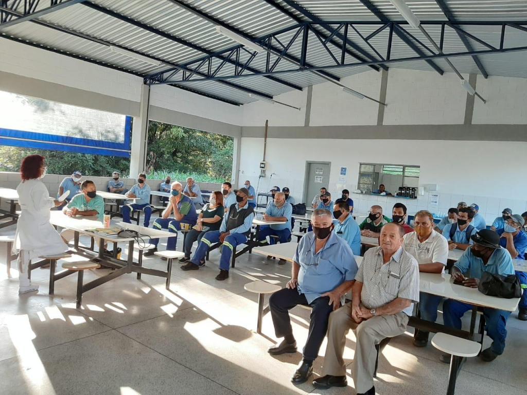 foto de Servidores municipais contam com programa de saúde integrada da Unimed Amparo