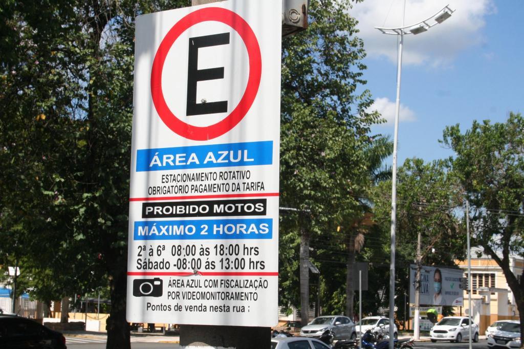foto de Cobrança da Área Azul em Amparo é suspensa até o dia 30 de março