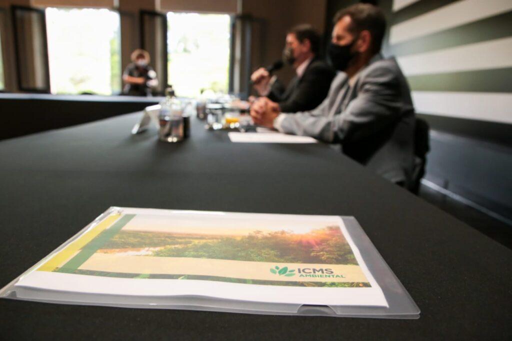 foto de Governador João Doria sanciona lei do novo ICMS Ambiental