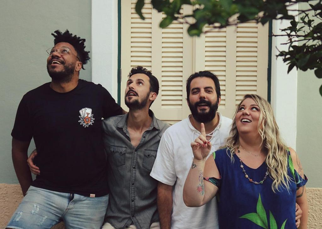 foto de Balaio de Moça lança seu primeiro videoclipe