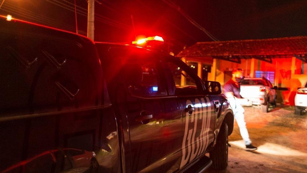 foto de Policia Municipal e fiscais da Prefeitura encerram festa no Distrito de Três Pontes