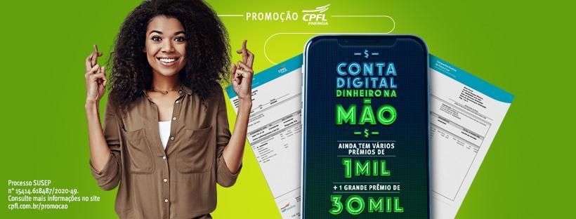 foto de CPFL Paulista reforça uso dos canais digitais para atendimento durante agravamento da pandemia