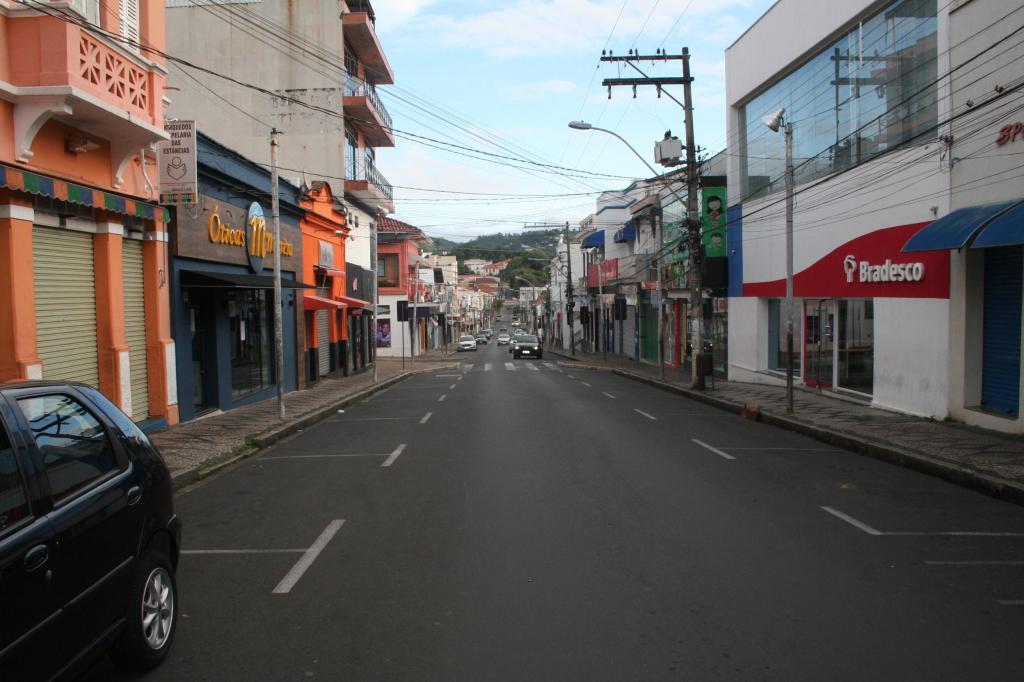foto de Índice de Isolamento Social em Amparo fica abaixo da média do Estado