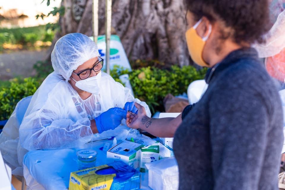foto de Prefeitura detectou 38 pessoas infectadas com a Covid-19 em testagens