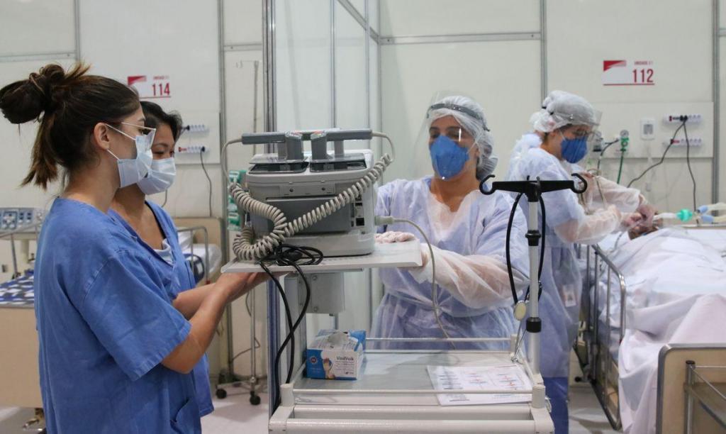 foto de Prefeitura de Amparo vai contratar profissionais da saúde em processo emergencial