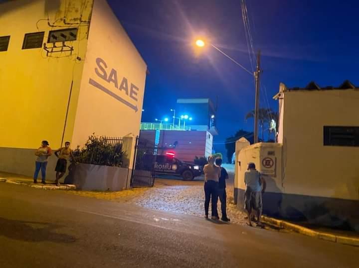 foto de Homem morre após explosão de tanque de cloro em Pedreira