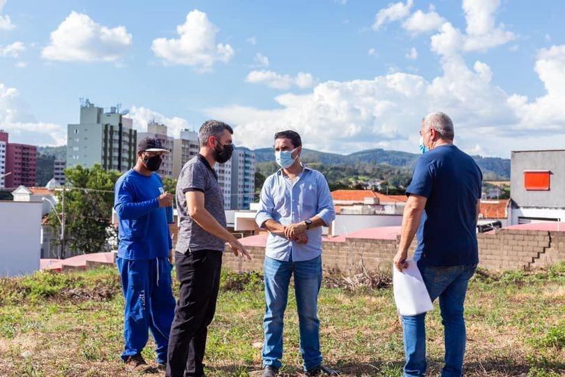 foto de Prefeito estuda montar Hospital de Campanha em Amparo