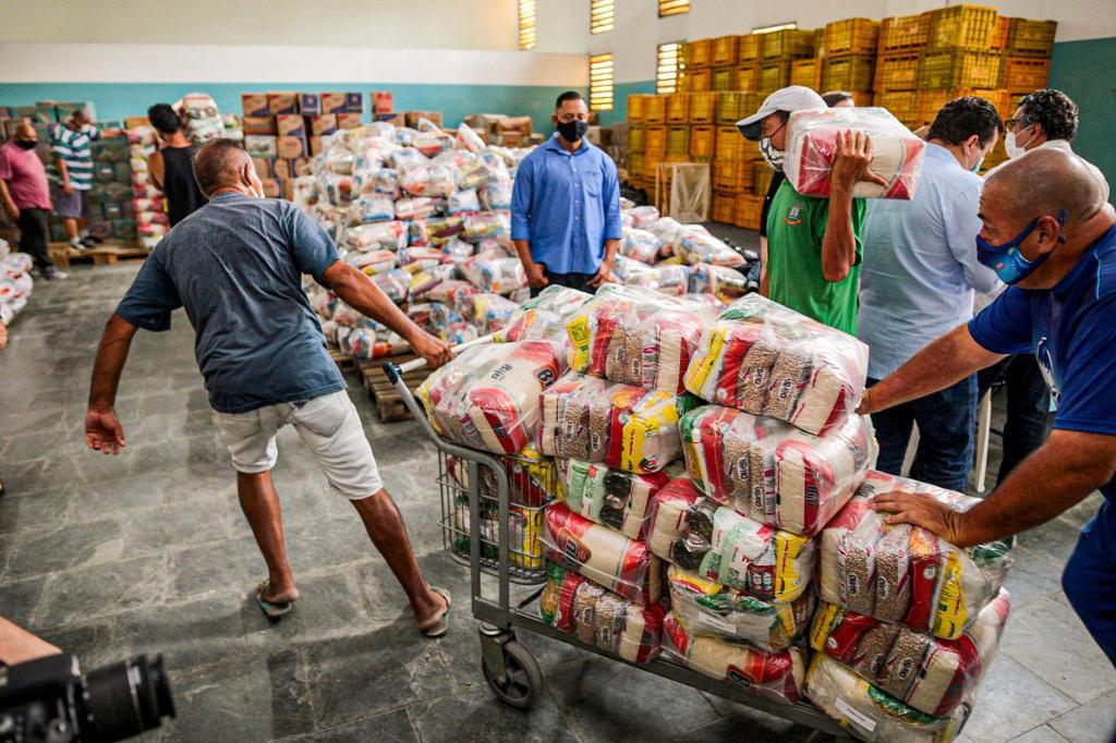 foto de Ypê e grupo de empresários realizam doações para a cidade de Aparecida