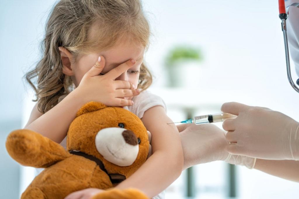 foto de Campanha Nacional de Vacinação contra gripe começou dia 12