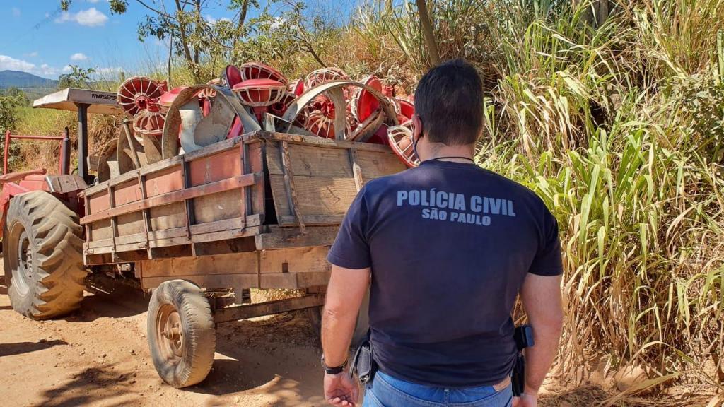 foto de Operação policial prende dois por tentativa de furto em área rural