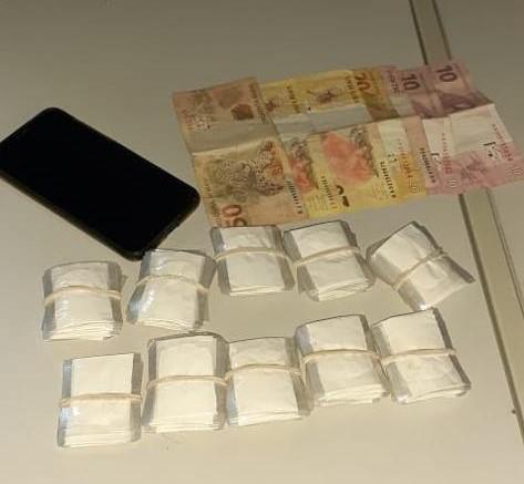 foto de Polícia Municipal prende três homens acusados de tráfico de drogas