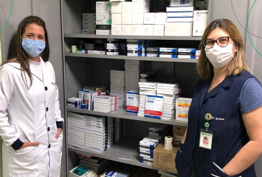 foto de Ypê fez doações de medicamentos para Santa Casa Anna Cintra