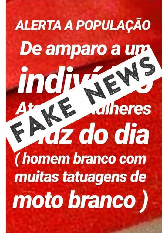 foto de Polícia Municipal diz que ataque contra mulheres divulgado nas redes sociais é Fake News