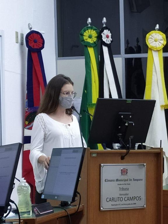 foto de Representante do Coletivo Cultura apontou caminhos que precisam ser percorridos pela Cultura de Amparo