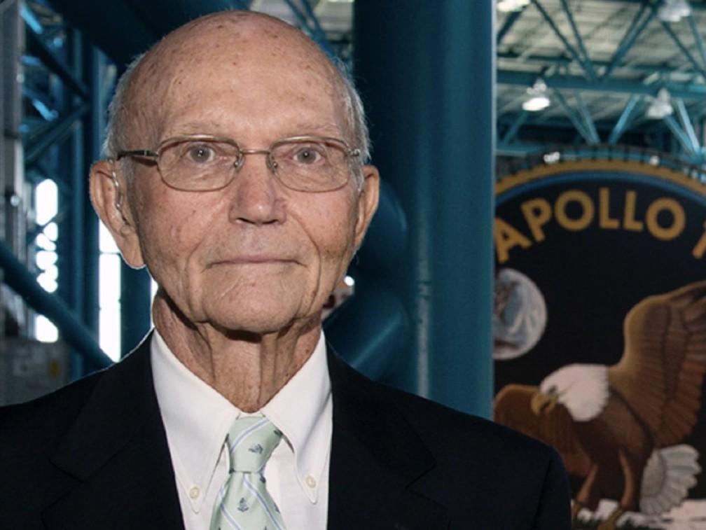 foto de Astronauta Michael Collins, piloto da missão lunar Apollo 11, morre aos 90 anos