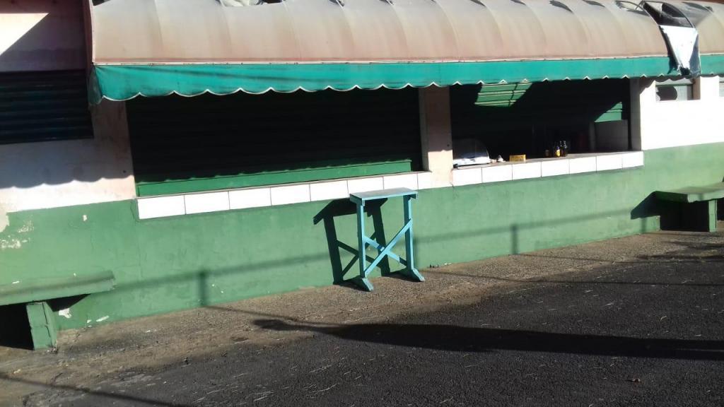 foto de Estádio Municipal Wanderlei José Vicentini em Pedreira tem fios elétricos furtados
