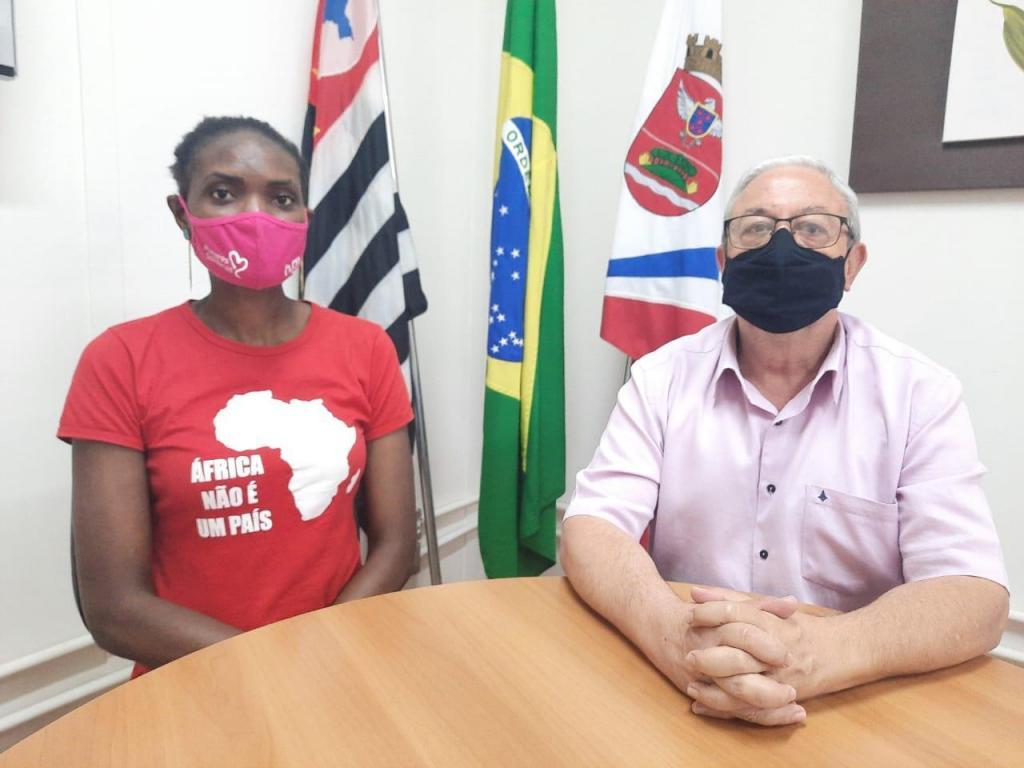 """foto de Câmara Municipal de Amparo vai ajudar """"África do Coração"""" da Guiné Bissau"""