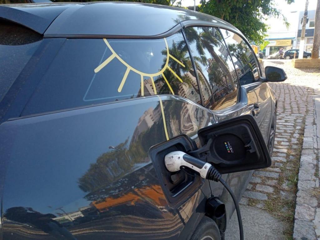 foto de Amparo adere a projeto de mobilidade elétrica