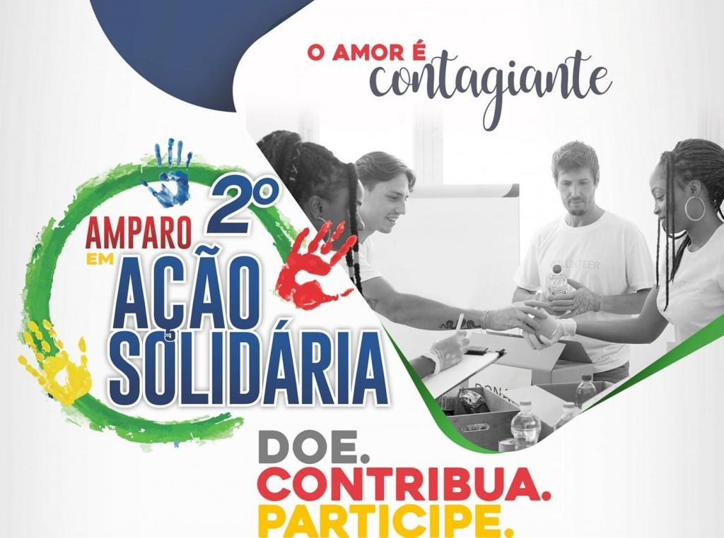foto de Segunda edição do Amparo em Ação Solidário acontece esse mês