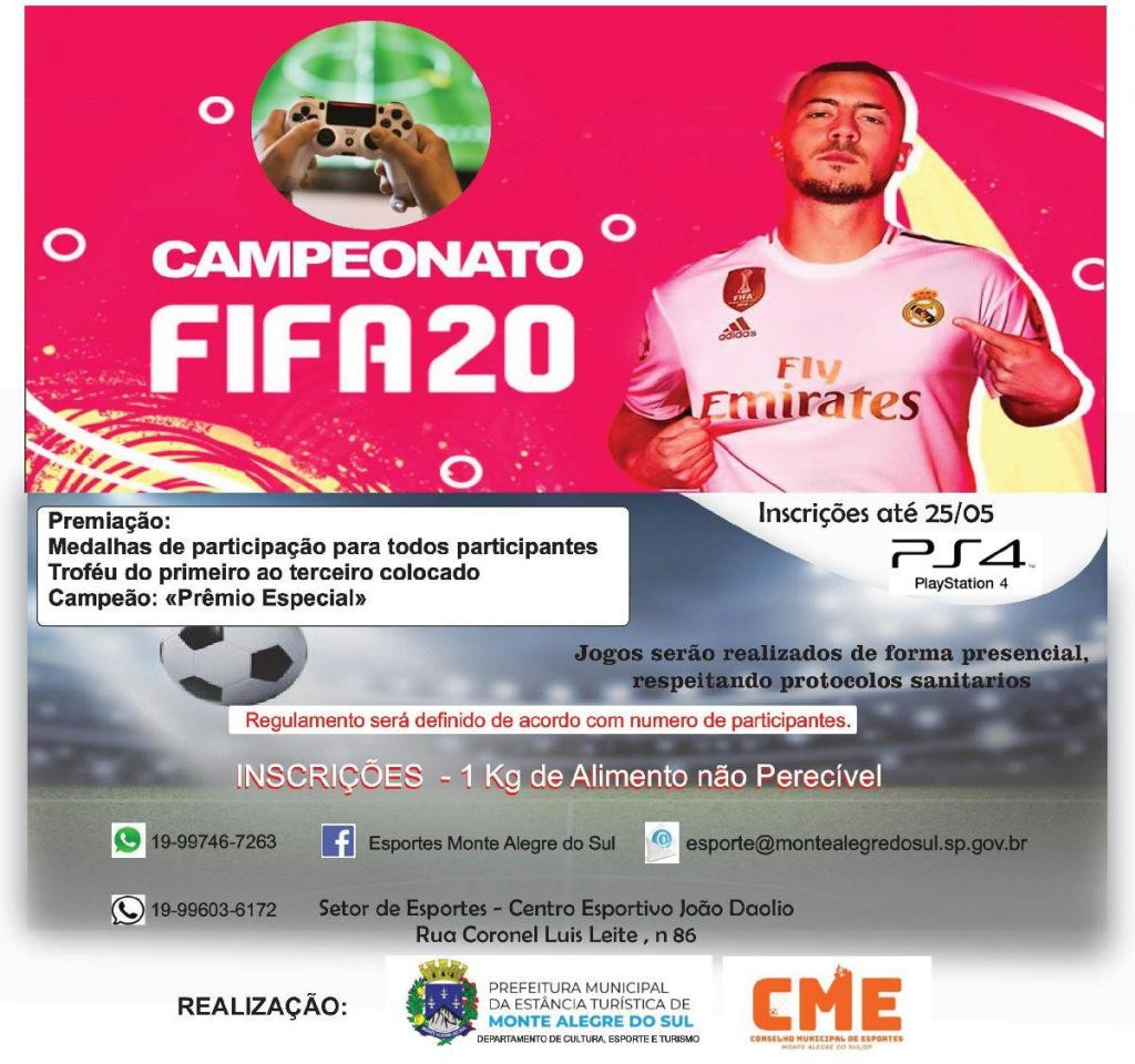 foto de Monte Alegre do Sul realiza o primeiro campeonato municipal de Videogame