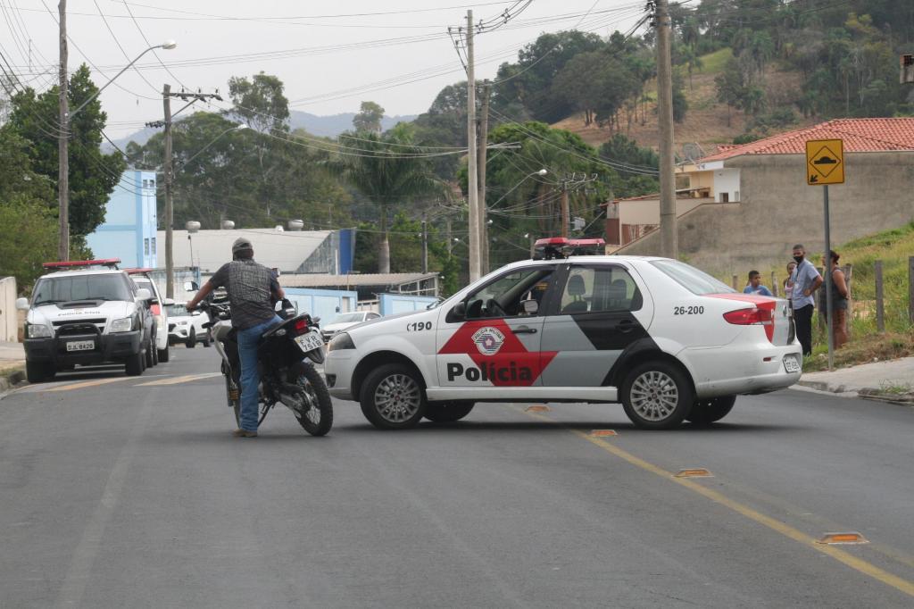 foto de Polícia realiza reconstituição do acidente de motocicleta que terminou com morte