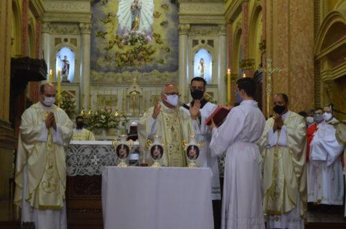 foto de Missa dos Santos Óleos será realizada no dia 20 de maio