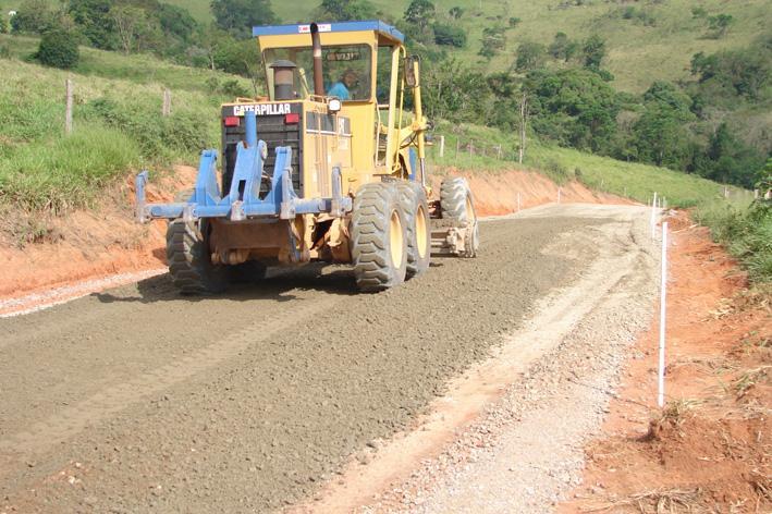 foto de Pedreira será beneficiada pelo Programa Novas Estradas Vicinais
