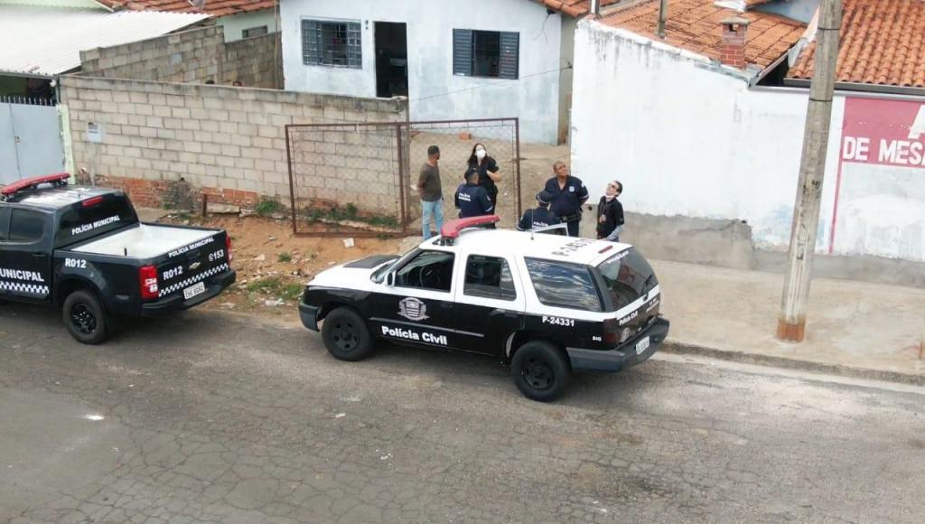 foto de Canil da Polícia Municipal de Amparo apoia ação em Santo Antônio de Posse