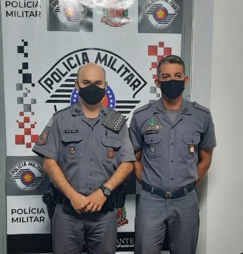 foto de Policial militar foi condecorado por ação contra violência doméstica