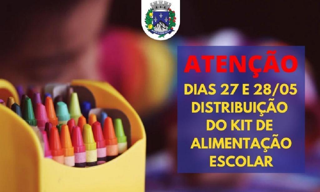 foto de Monte Alegre do Sul promove distribuição do kit de alimentação escolar