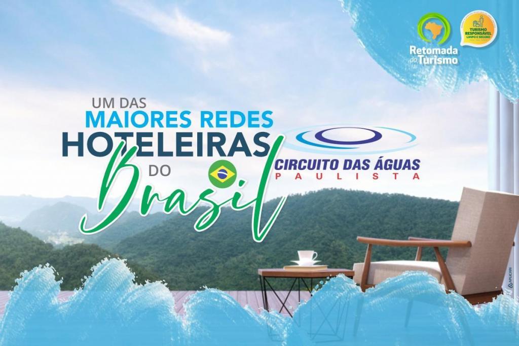 foto de Circuito das Águas se prepara retomada do turismo na região