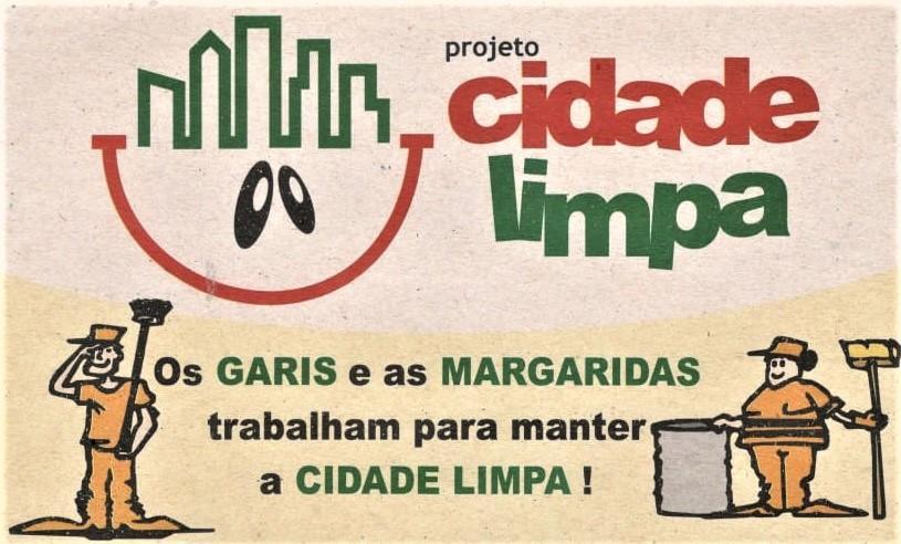 foto de Pedreira desenvolve o projeto Cidade Limpa