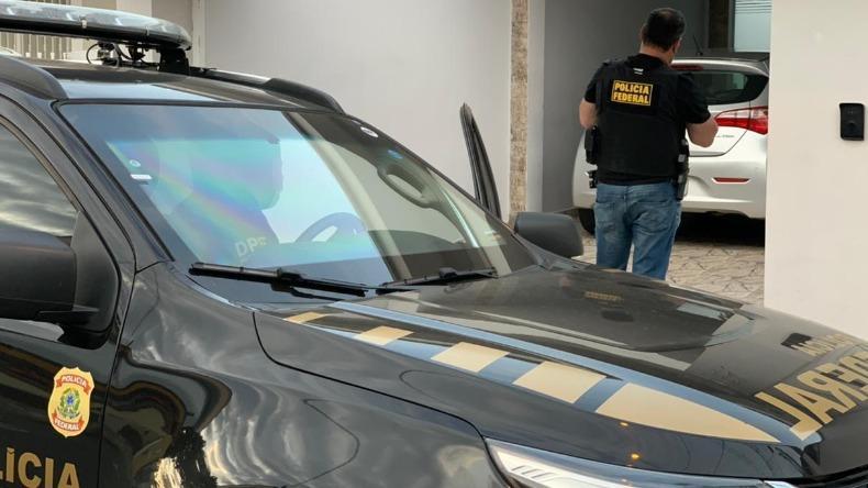foto de Polícia Federal realiza operação em Amparo contra fraude de R$ 115 milhões