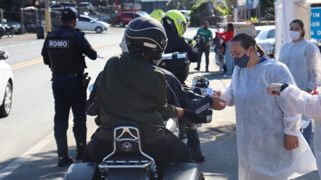 foto de Decreto cria restrições em Serra Negra