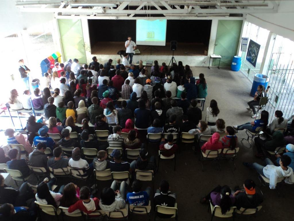 foto de Jardim Botânico Araribá realiza Concurso Artístico – Arte e Natureza para alunos de Amparo