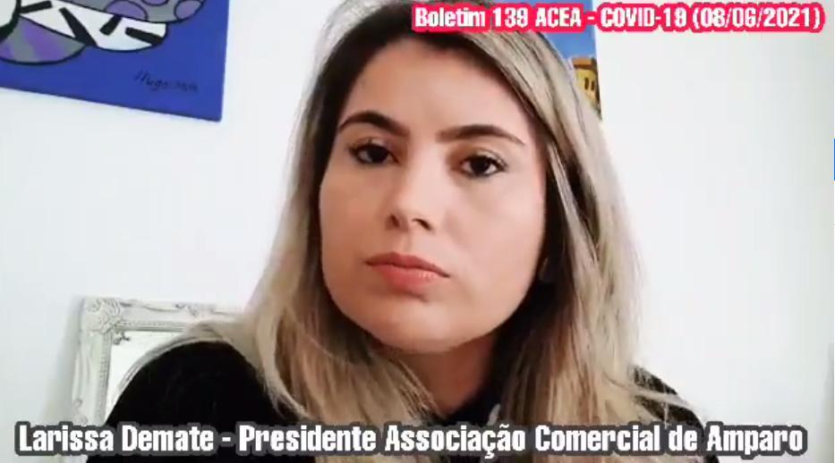 foto de Presidente da ACEA publica vídeo explicando situação da manifestação