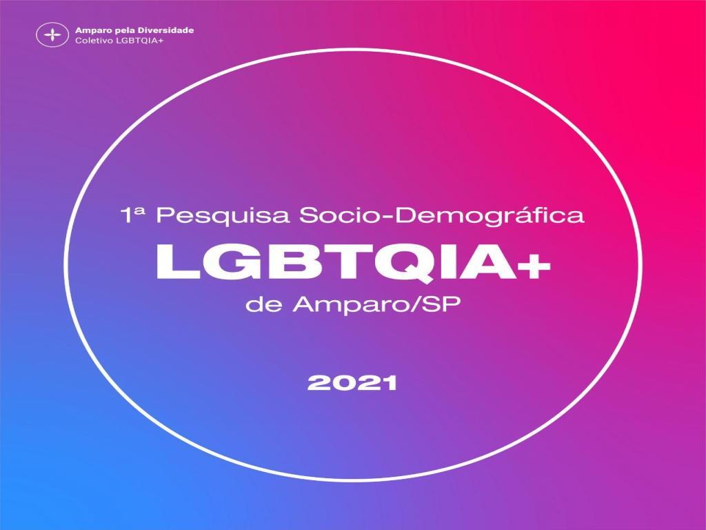 foto de Coletivo Amparo pela Diversidade lança pesquisa para conhecer população LGBTQIA+