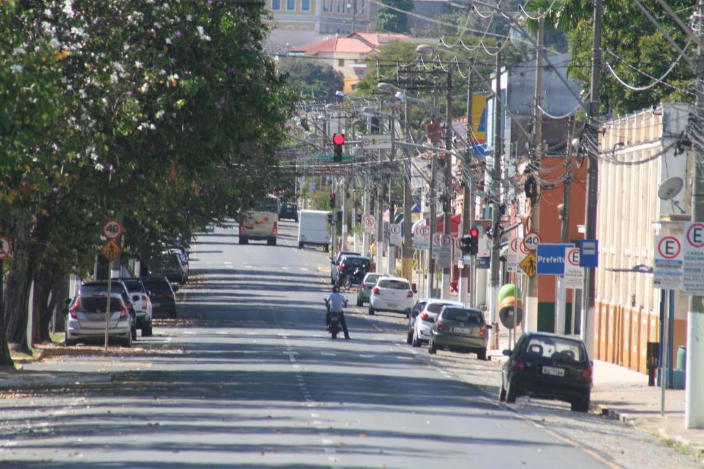 foto de Índice de isolamento piora no segundo final de semana de lockdown em Amparo